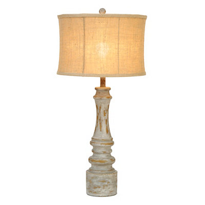 Blue Mist Table Lamp