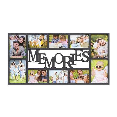 Memories 10-Opening Collage Frame