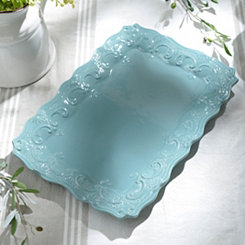 Turquoise Sweet Olive Platter