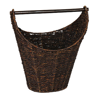 Seagrass Toilet Paper Basket