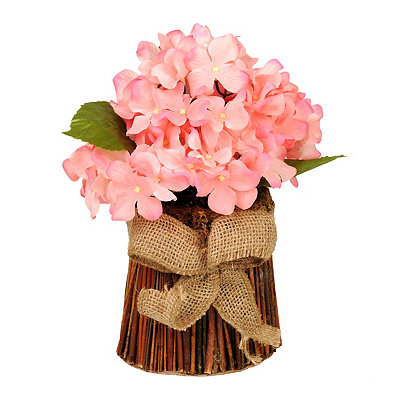 Pink Hydrangea Stack