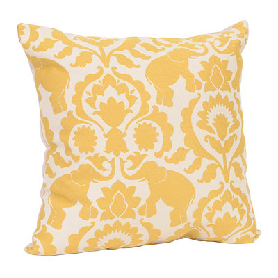 Topaz Babar Pillow