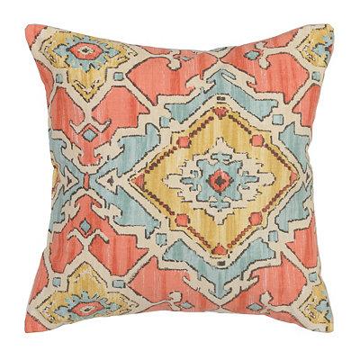 Tangerine Sundance Pillow
