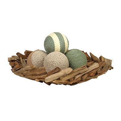 Natural Driftwood Bowl