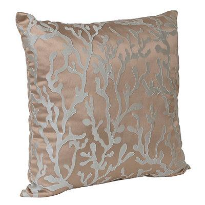 Misty Blue Barrier Pillow