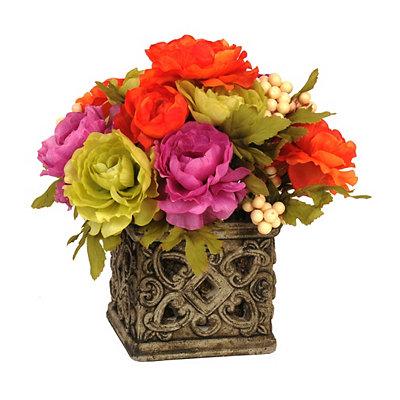 Spring Ranunculus Arrangement