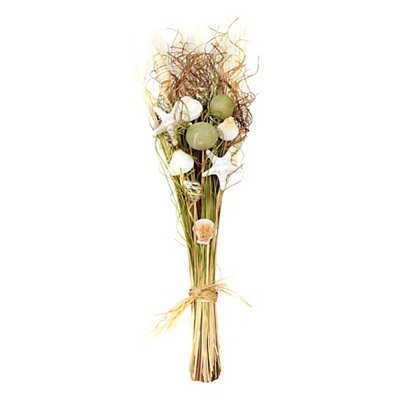 Sea Green Dried Grass Bouquet