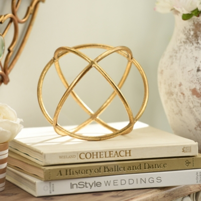 Matte Gold Sphere