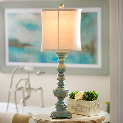 Baldwin Blue Rook Table Lamp