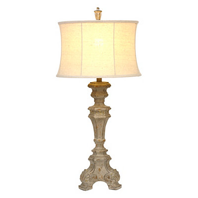 Cottage Column Table Lamp
