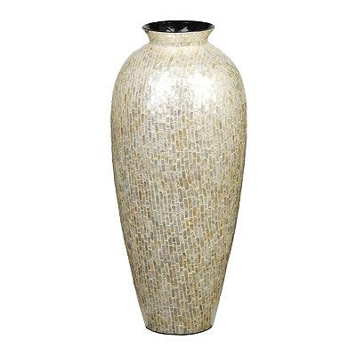 Capiz Shell Vase