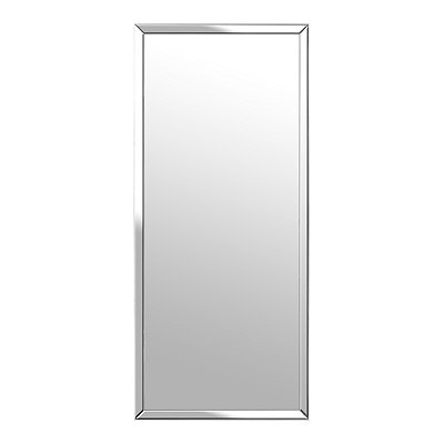Monet Frameless Leaner Mirror, 26.5x60 in.