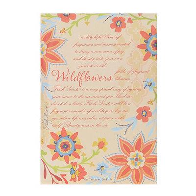 Wildflowers Sachet