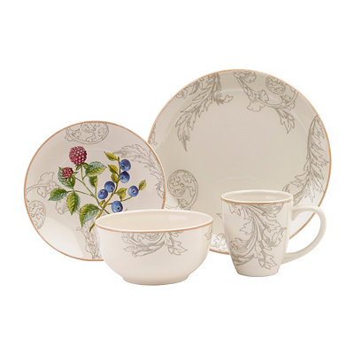 Orchard Harvest 16-pc. Dinnerware Set