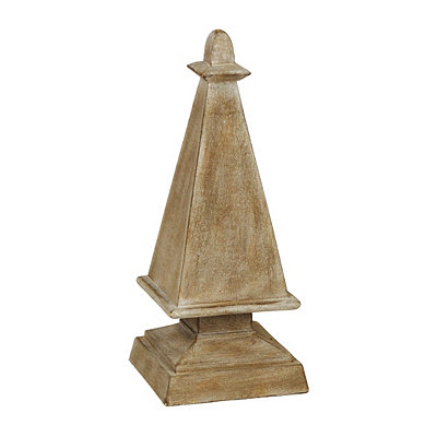 Honey Pyramid Finial Statue