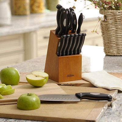 Bellinger 14-pc. Cutlery Block Set