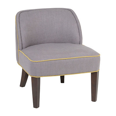 Atton Gray Accent Chair