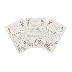 English Ivy Sachets, 3-pack