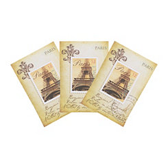 Paris Sachets, 3-pack