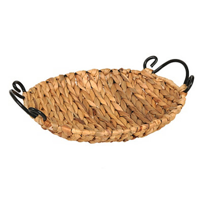 Woven Seagrass Basket, Small