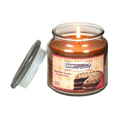 Mounds German Chocolate Cake Jar Candle