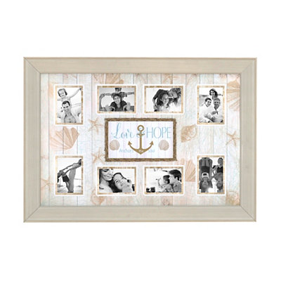 Love And Hope Anchors The Soul Collage Frame