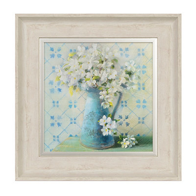 May Blossoms II Framed Art Print