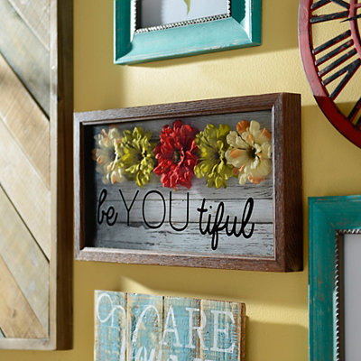 Be You Tiful Shadowbox