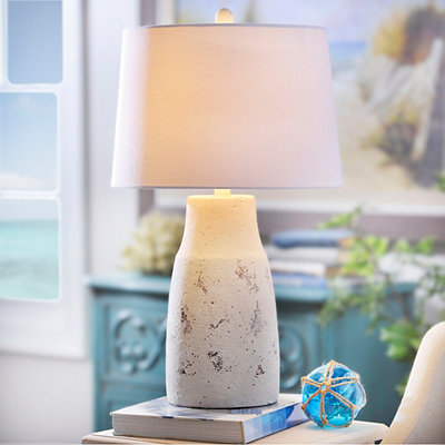 Natural Beauty Ceramic Table Lamp