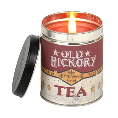 Old Hickory Sweet Tea Tin Jar Candle