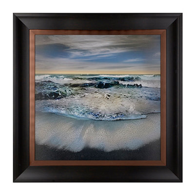 Majestic Ocean Framed Art Print