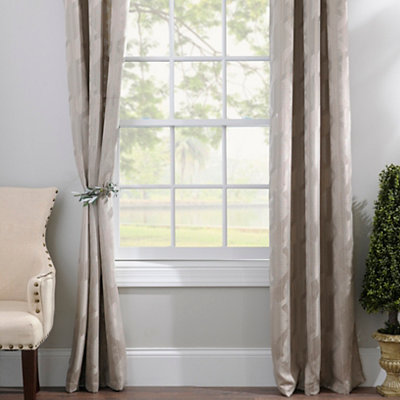 Cafe Picasso Curtain Panel Set, 84 in.