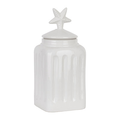 Ridged Starfish Canister