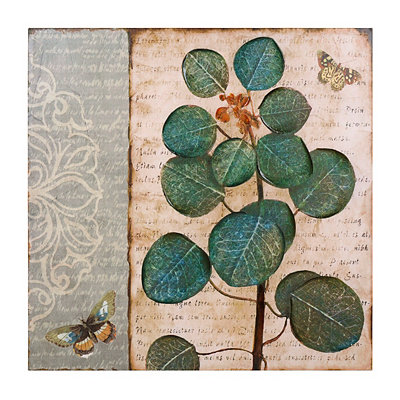 Modern Botanical II Canvas Art Print