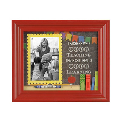 Love Learning Picture Frame, 5x7