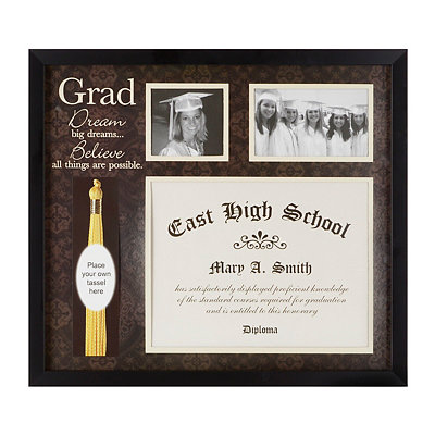 Graduation Diploma Collage Frame
