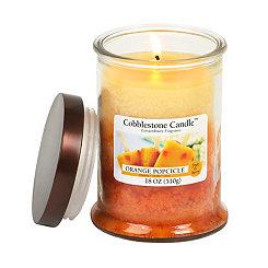 Orange Popsicle Jar Candle