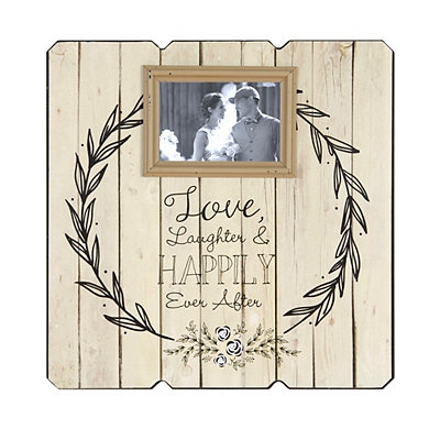Love & Happily Ever After Picture Frame, 4x6