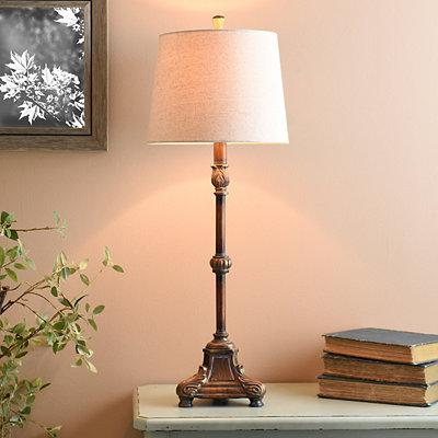 Winthrop Bronze Buffet Lamp