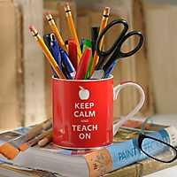 Pencil Holder Coffee Mug