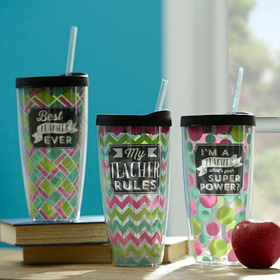 Terrific Teacher Tumblers