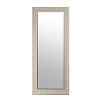 White Shabby Chic Full Length Mirror, 33x79