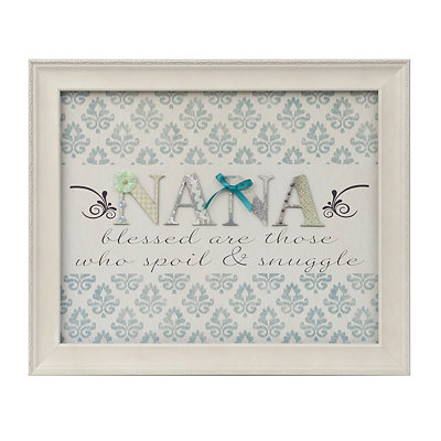 Nana's Blessing Shadowbox