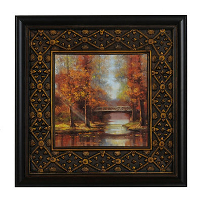 Bridge Of Peace I Framed Art Print
