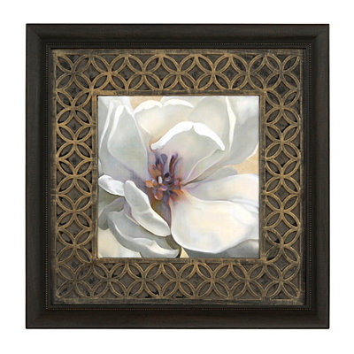 Iridescent Bloom I Framed Art Print