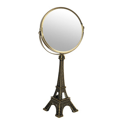 Eiffel Tower Magnifying Mirror