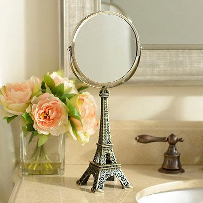 Eiffel Tower Magnifying Mirror