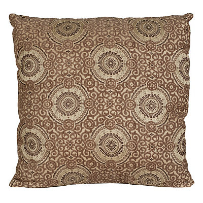 Tan Plinko Pillow