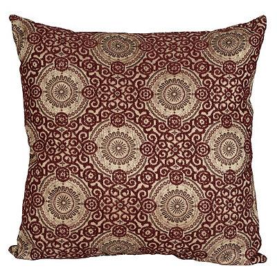 Red Plinko Pillow