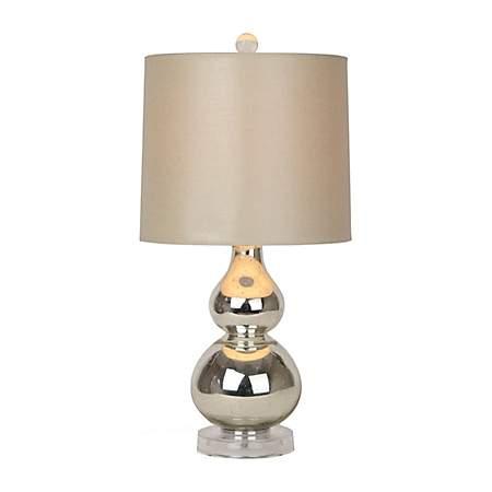 Mercury Blossom Table Lamp Kirklands